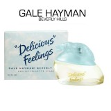 Eau de Toilette Femme Delicious Feelings 50 ml Gale Hayman