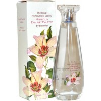 Eau de Toilette Spray 100ml Hibiscus Bronnley