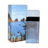 Eau de Toilette Spray 50ml Light Blue Love in Capri pour Femme Dolce & Gabbana