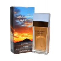 Eau de Toilette Spray 50ml Light Blue Sunset in Salina