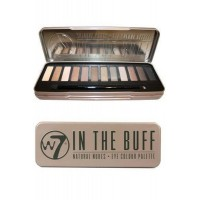 In the Buff-Natural Nudes Eye Shadow Palette W7 Cosmetics