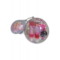 Lip Gloss Duo and Keychain