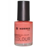Nail Color High Shine Long Lasting 10ml Mango Sorbet (42) [Free From 7]