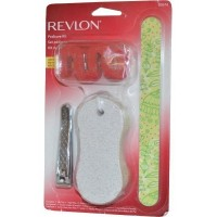 Pedicure Kit Toe Clip/ Nail File/ Pumice/ Toe Separators