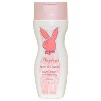 Body Lotion 24h Hydrating 400ml Tender Peony Scent Softening Play it Lovely by