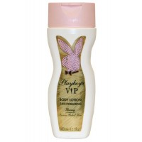 Body Lotion 24H Hydrating 400ml Precious Orchid Scent Glowing VIP by Playboy
