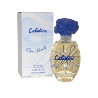 Eau de Toilette Spray 100ml Cabotine Eau Vivide