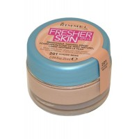 Fresher Skin Foundation Natural Finish 25ml Classic Beige SPF15 (201) Rimmel
