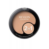 2 in 1 Compact Makeup and Concealer 11g Ivory 110 Colorstay
