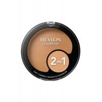 2 in 1 Compact Makeup and Concealer 11g Sand Beige 180 Colorstay