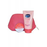 Handbag SOS Kit Handcream 75ml and Rosy Lips 20g