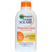 Ultra Hydrating Protection Lotion 200ml SPF10 Water Resistant Ambre Solaire