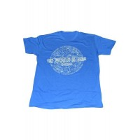 T-Shirt 3 x Large + 3 x XLarge Only The Brave