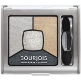 Palette de fard à paupières Quad Smoky Stories Coloris Gray-zy In Love Bourjois