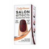 Pack De 16 Strips Ongles Salon Effect N°480 I Love Lacey Sally Hansen