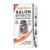 Pack De 16 Strips Ongles Salon Effect N°310 Wild Child Sally Hansen