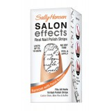 Pack De 16 Strips Ongles Salon Effect N°410 Love Letter Sally Hansen